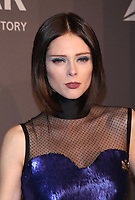 NEW YORK, NY - FEBRUARY 7: Coco Rocha at the 2018 amfAR Gala New York honoring Lee Daniels and Stefano Tonchi at Cipriani Wall Street in New work City on February 7, 2018. <br /> CAP/MPI99<br /> &copy;MPI99/Capital Pictures
