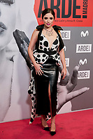 Candela Serrat attends to ARDE Madrid premiere at Callao City Lights cinema in Madrid, Spain. November 07, 2018. (ALTERPHOTOS/A. Perez Meca) /NortePhoto.com