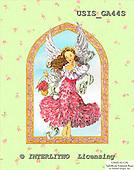 Ingrid, HOLY FAMILIES, HEILIGE FAMILIE, SAGRADA FAMÍLIA, paintings+++++,USISGA44S,#XR# angels ,vintage