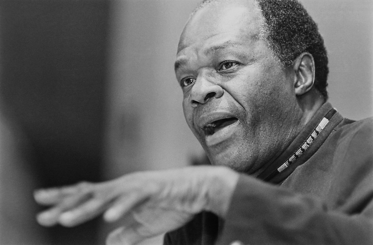 Mayor Marion Barry, D-D.C., in October 1994. (Photo by Laura Patterson/CQ Roll Call via Getty Images)
