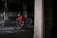 Nicola Conci (ITA/Trek Segafredo)<br /> <br /> <br /> 78th Euro Metropole Tour 2018<br /> La Louvi&egrave;re &ndash; Tournai (BEL): 206km