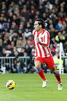 Arda Turan during La Liga Match. December 01, 2012. (ALTERPHOTOS/Caro Marin)