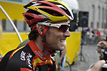 Caisse D'Espargne team leader Alejandro Valverde (ESP) at sign on before the start of the 95th running of Liege-Bastogne-Liege cycle race, 26th April 2009 (Photo by Eoin Clarke/NEWSFILE)