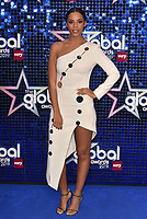 Rochelle Humes<br /> 'Global Awards 2019' at the Hammersmith Palais in London, England on March 07, 2019.<br /> CAP/PL<br /> &copy;Phil Loftus/Capital Pictures