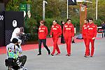 11.04.2019, Shanghai Audi International Circuit, Shanghai, 2019 FORMULA 1 HEINEKEN CHINESE GRAND PRIX<br /> im Bild<br />Sebastian Vettel (GER#5), Scuderia Ferrari<br /> <br /><br /> <br /> Foto &copy; nordphoto / Bratic