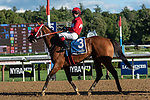 August 30 2020: Letruska #3, ridden by jockey Joel Rosario and trained by Fausto Gutierrez wins the Grade 3 Shuvee Stakes at Saratoga Race Course in Saratoga Springs, N.Y. Rob Simmons/Eclipse Sportswire/CSM
