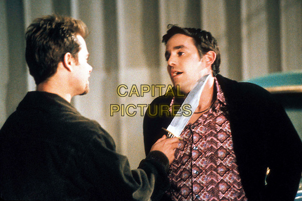 """Buffy The Vampire Slayer.""""The Zeppo"""".Filmstill - Editorial Use Only.Ref: 8942.www.capitalpictures.com.sales@capitalpictures.com.Supplied by Capital Pictures"""