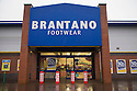 22/01/16<br /> <br /> Brantano store in Uttoxeter, Staffordshire, today.<br /> <br /> Discount shoe retailer Brantano has gone into administration.<br /> <br /> All Rights Reserved: F Stop Press Ltd. +44(0)1335 418365   +44 (0)7765 242650 www.fstoppress.com