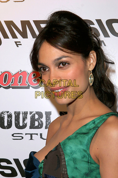 "ROSARIO DAWSON.""Sin City"" World Premiere held at Mann National Theater, Westwood, Los Angeles, California, USA, .March 28th 2005..portrait headshot.Ref: ADM.www.capitalpictures.com.sales@capitalpictures.com.©Jacqui Wong/AdMedia/Capital Pictures."