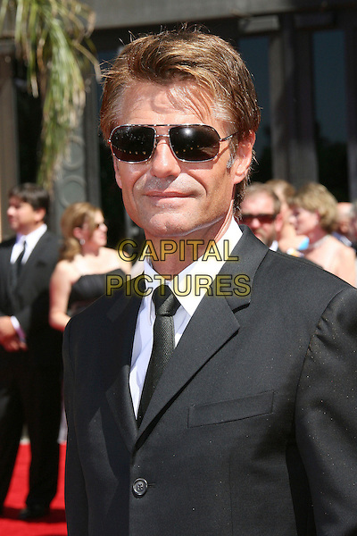 HARRY HAMLIN.Red Carpet Arrivals - 58th Annual Primetime Emmy Awards held at the Shrine Auditorium,  Los Angeles, California, USA, 27 August 2006..portrait headshot sunglasses emmys.Ref: ADM/ZL.www.capitalpictures.com.sales@capitalpictures.com.©Zach Lipp/AdMedia/Capital Pictures.