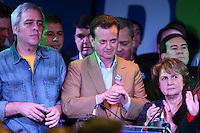 SAO PAULO, SP, 230.06.2014 - CONVENÇÃO ESTADUAL PSD - Gilberto Kassab durante convençao estadual do PSD  nesta segunda-feira, 30 no Edificio Joema no centro da cidade de Sao Paulo. (Foto: Vanessa Carvalho - Brazil Photo Press).