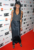 www.acepixs.com<br /> <br /> May 12 2017, London<br /> <br /> Sinitta arriving at the annual British LGBT awards at the Grand Connaught Rooms on May 12 2017 in London<br /> <br /> By Line: Famous/ACE Pictures<br /> <br /> <br /> ACE Pictures Inc<br /> Tel: 6467670430<br /> Email: info@acepixs.com<br /> www.acepixs.com