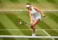 EUGENIE BOUCHARD (CAN)<br /> <br /> TENNIS - THE CHAMPIONSHIPS - WIMBLEDON- ALL ENGLAND LAWN TENNIS AND CROQUET CLUB - ATP - WTA -ITF - WIMBLEDON-SW19, LONDON, GREAT  BRITAIN- 2017  <br /> <br /> <br /> &copy; TENNIS PHOTO NETWORK