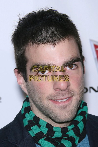 "ZACHARY QUINTO.FX Hosts the premiere screening of ""Dirt"" - Arrivals held at Paramount Theatre, Los Angeles, California, USA,.9th December 2006..fportrait headshot.CAP/ADM/ZL.©Zach Lipp/Admedia/Capital Pictures"