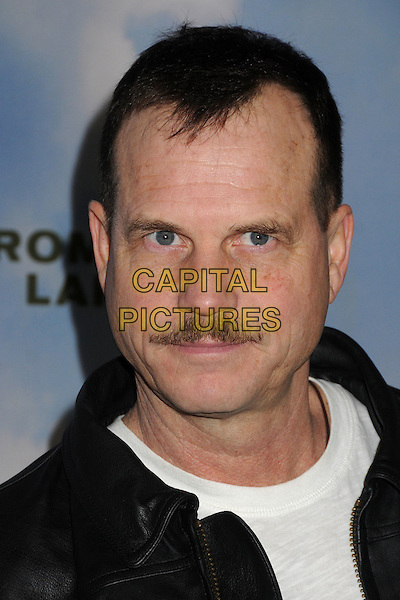 "Bill Paxton.""Promised Land"" Los Angeles Premiere held at the Directors Guild of America, West Hollywood, California, USA, .6th December 2012.portrait headshot white moustache mustache facial hair black .CAP/ADM/BP.©Byron Purvis/AdMedia/Capital Pictures."