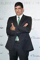 Pablo Duran attends the Emilio Tucci Season Presentation at Circo Price, Madrid,  Spain. January 27, 2015.(ALTERPHOTOS/)Carlos Dafonte) /nortephoto.com<br /> nortephoto.com
