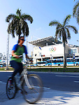 General view, <br /> AUGUST 9, 2016 -  : <br /> Rio 2016 Olympic Games in Rio de Janeiro, Brazil. <br /> (Photo by Sho Tamura/AFLO SPORT)