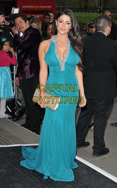 LONDON, ENGLAND - APRIL 17: Casey Batchelor attends the Asian Awards 2015, Grosvenor House Hotel, Park Lane, on Friday April 17, 2015 in London, England, UK. <br /> CAP/CAN<br /> &copy;Can Nguyen/Capital Pictures