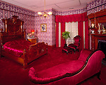 Victorian living room Jacksonville Oregon