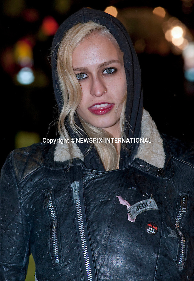 """Alice Dellal.attended the Royal World Premiere of Alice in Wonderland, held in aid of the The Prince's Foundation for Children and the Artsat the Odeon Leicester Square,London_25/02/2010.Mandatory Photo Credit: ©Dias/Newspix International..**ALL FEES PAYABLE TO: """"NEWSPIX INTERNATIONAL""""**..PHOTO CREDIT MANDATORY!!: NEWSPIX INTERNATIONAL(Failure to credit will incur a surcharge of 100% of reproduction fees)..IMMEDIATE CONFIRMATION OF USAGE REQUIRED:.Newspix International, 31 Chinnery Hill, Bishop's Stortford, ENGLAND CM23 3PS.Tel:+441279 324672  ; Fax: +441279656877.Mobile:  0777568 1153.e-mail: info@newspixinternational.co.uk"""