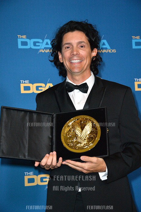 Brian Smith at the 70th Annual Directors Guild Awards at the Beverly Hilton Hotel, Beverly Hills, USA 03 Feb. 2018<br /> Picture: Paul Smith/Featureflash/SilverHub 0208 004 5359 sales@silverhubmedia.com