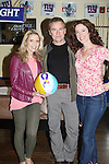 Guiding Light's Sonia Satra, Kurt McKinney and Jennifer Roszell -  13th Annual Daytime Stars and Strikes Bowling for Autism on April 23, 2016 at Bowler City Lanes in Hackensack, NJ. (Photo by Sue Coflin/Max Photos)