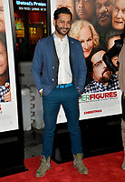 Cas Anvar at the world premiere of &quot;Father Figures&quot; at the TCL Chinese Theatre, Hollywood, USA 13 Dec. 2017<br /> Picture: Paul Smith/Featureflash/SilverHub 0208 004 5359 sales@silverhubmedia.com