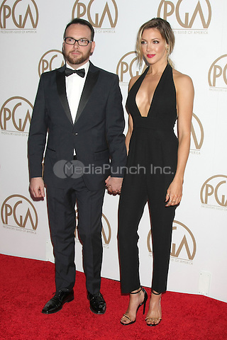 Dana Brunetti, Katie Cassidy at the Producers Guild of America Awards 2015 at a Century Plaza Hotel on January 24, 2015 in Century City, CA . January 24, 2015. Credit: David Edwards/DailyCeleb/MediaPunch