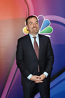 LOS ANGELES - FEB 20:  Chuck Todd at the NBC's Los Angeles Mid-Season Press Junket at the NBC Universal Lot on February 20, 2019 in Universal City, CA
