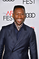"LOS ANGELES, CA. November 09, 2018: Mahershala Ali at the AFI Fest 2018 world premiere of ""Green Book"" at the TCL Chinese Theatre.<br /> Picture: Paul Smith/Featureflash"