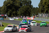 #70 Stewart WHYTE Honda Accord during HSCC Dunlop Saloon Car Cup  as part of the HSCC Oulton Park Gold Cup  at Oulton Park, Little Budworth, Cheshire, United Kingdom. August 25 2019. World Copyright Peter Taylor/PSP. Copy of publication required for printed pictures.