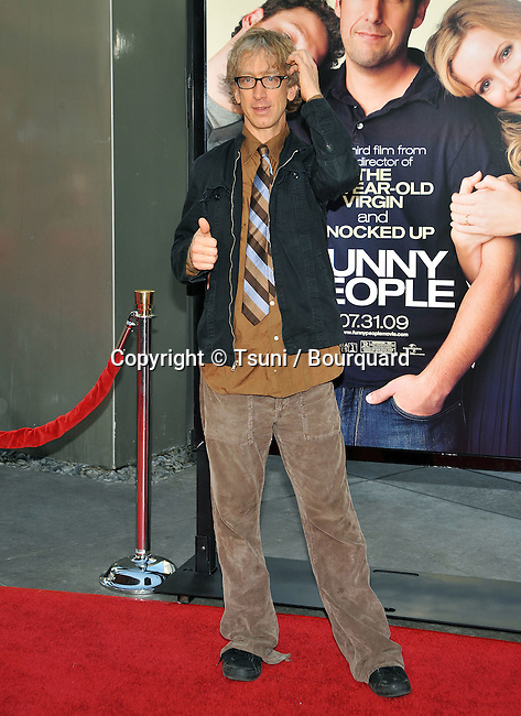 Andy Dick  -<br /> Funny People Premiere at the Arclight Theatre In Los Angeles.