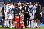 CD Leganes' coach Javier Aguirre with his players during La Liga match. June 22,2020. (ALTERPHOTOS/Acero)