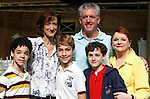 "David Alvarez, Haydn Gwynne, Kiril Kulish, Greg Jbara, Trent Kowalik & Carole Shelley.attending the "" BILLY ELLIOT - The Musical "" Meet & Greet the Press at the Little Shubert Theatre in New York City..July 28, 2008.© Walter McBride /"