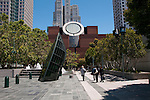 San Francisco Museum of Modern Art, SFMOMA, Mario Botha designed.   Photo copyright Lee Foster.  Photo # casanf103983
