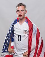 2016 U.S. Men's Paralympic National Team Portraits, July 11, 2016