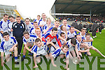 Kerins O'Rahillys v Laune Rangers in the Kerry Club U-21 Championship Final at Fitzgerald Stadium on Sunday.