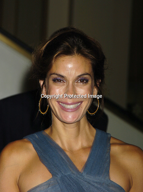 "Teri Hatcher ..at The Opening of The 43rd New York Film Festival showing of ""Good Night, and Good Luck on September 23, 2005 at Avery Fisher Hall. ..Photo by Robin Platzer, Twin Images.."