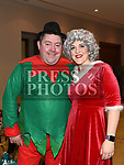 Double Trouble who took part in the Naomh Fionnbarra / St Annes Lip Sync in City North hotel. Photo:Colin Bell/pressphotos.ie