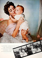 BNPS.co.uk (01202 558833)<br /> Pic: Juliens/BNPS<br /> <br /> Also included are magazine articles detailing Taylors life in the spotlight.<br /> <br /> A spectacular collection of over 1,000 items charting Elizabeth Taylor's life including her iconic outfits are up for sale for over £1million. ($1.25million)<br /> <br /> Dozens of designer gowns, fur coats and capes are being auctioned by the trustees of the estate of the late English actress.<br /> <br /> Also going under the hammer are the Hollywood icon's stylish wigs, scarves, shoes and jewellery.<br /> <br /> Items of her lavish furniture from her luxury homes across the world, right down to her personalised salt and pepper shaker, are included.