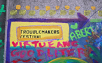 2017 07 16 Troublemakers Festival, Swansea, UK
