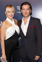 NEW YORK, NY - NOVEMBER 10: Malin Akerman and Jack Donnelly at the Humane Society's 'o The Rescue Gala at Cipriani 42nd Street on November 10, 2017 in New York City. <br /> CAP/MPI99<br /> &copy;MPI99/Capital Pictures