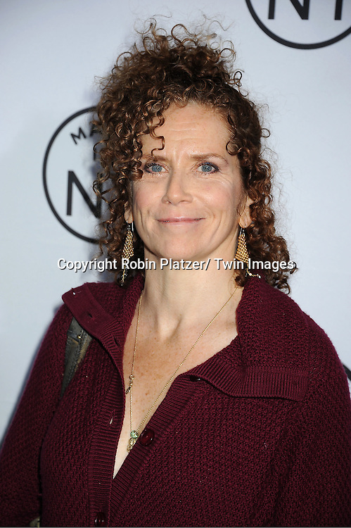 """Amy Stiller attend the """"Made in NY""""  Awards at Gracie Mansion on June 4, 2012 in New York City."""