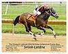 Splash Landing winning at Delaware Park on 10/27/12...