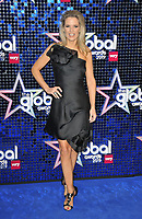 Charlotte Hawkins at the Global Awards 2019, Hammersmith Apollo (Eventim Apollo), Queen Caroline Street, London, England, UK, on Thursday 07th March 2019.<br /> CAP/CAN<br /> &copy;CAN/Capital Pictures