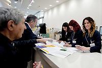 Roma, 5 Aprile 2017<br /> Servizio clienti.<br /> Esselunga del prenestino.<br /> Apre il primo Superstore di Esselunga a Roma, in Via Palmiro Togliatti.