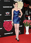 Anne Hathaway at the Warner Bros Pictures' L.A. Premiere of Valentine's Day held at The Grauman's Chinese Theatre in Hollywood, California on February 08,2010                                                                   Copyright 2009  DVS / RockinExposures