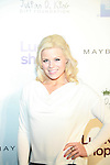 Megan Hilty Attends Lucky Magazine's Ninth Annual LUCKY SHOPS Event Hosted by Grammy® Award-Winning Recording Artist, Jennifer Hudson At 82 Mercer, NY  12/6/12