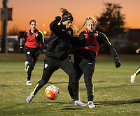 USWNT Training, February 9, 2016