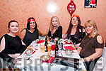 Womens Christmas Party: Attending the Womens Christmas Party at McCarthy's Bar, Finuge on Saturday night last were Mary Flynn, Sandra Lynch, Catherine & Megan Galvin & Mairead Somers all from Listowel.
